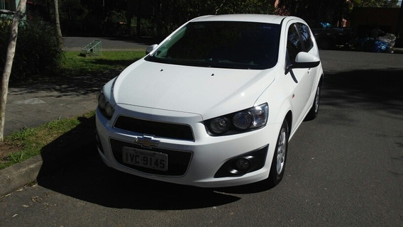 Chevrolet Sonic 1.6 Lt Manual