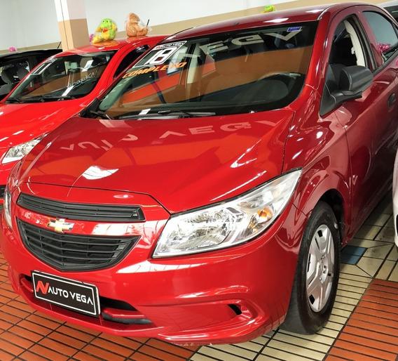 Chevrolet Onix Joy 1.0 Completo Semi Novo Novíssimo 2018