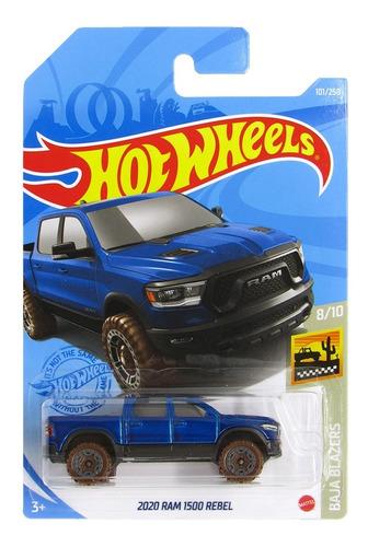 Carrinho Hot Wheel À Escolha - Edição Baja Blazers - Mattel