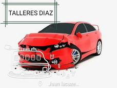 Talleres Diaz Chapa Y Pintura Trabajos Para Las Aseguradoras