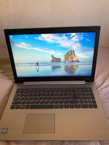 Notebook Lenovo Ideapad 320 Intel Core I3 4gb 1tb 15,6