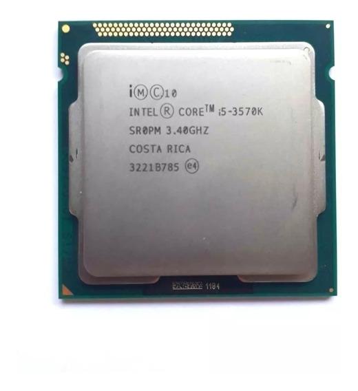 Core I5 3570k 3,4ghz Oem
