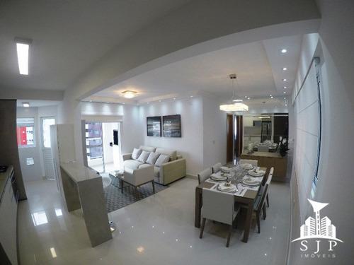 Imagem 1 de 17 de Apartamento Com 3 Quartos, 1 Suíte No Centro De São José - Ap033 - 32045596