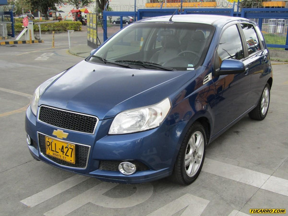 Chevrolet Aveo Emotion Gt Mt 1600