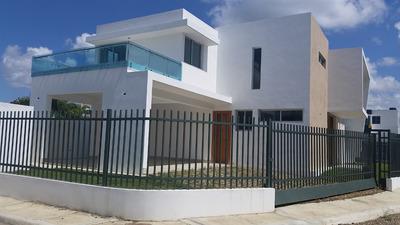 Casa Amplia Y Moderna En Res. Cerrado El Dorado Ii Wpc07