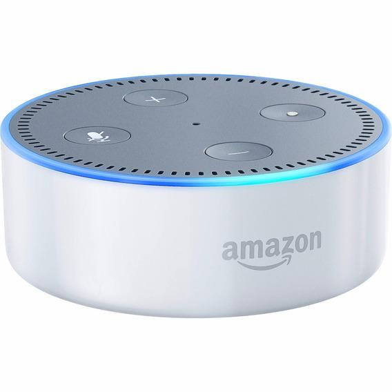 Echo Dot Amazon Alexa 2ª Geração (vitrine) - Branco