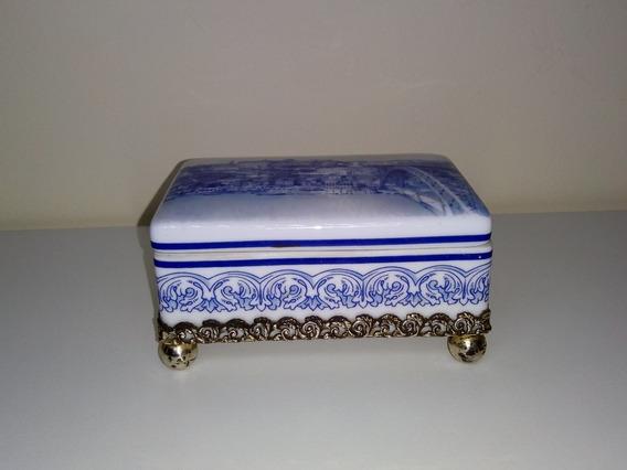 Porta Joias - Colar / Pulseira De Porcelana Ng