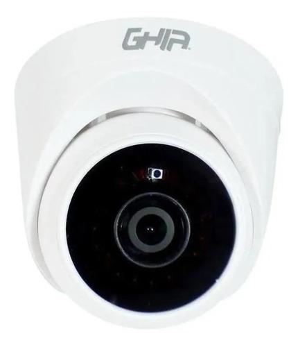 Imagen 1 de 1 de Camara Ghia Tipo Domo 720p 4 En 1/lente De 2.8mm