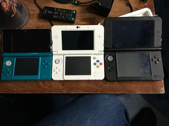 Recuperação Nintendo 2ds 3ds 3ds Xl New 3ds New 3ds Xl Desbl