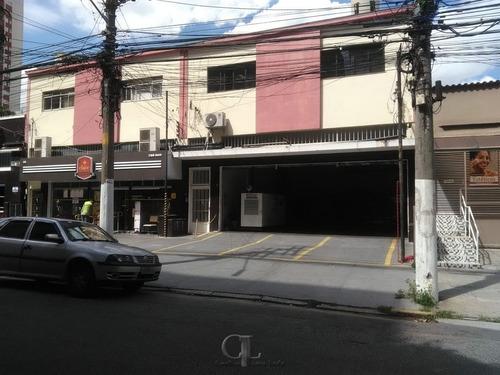 Imagem 1 de 9 de Brooklin - Salão Comercial Com Mezanino - 4311-2