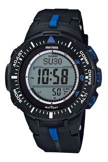 Reloj Casio Pro Trek Prg-300-1a2 Triple Sensor Lcal Belgrano