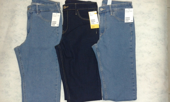 Pantalones Jeans Y Casuales