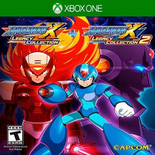 Oni Games - Megaman X Legacy Collection 1 & 2 X-box One