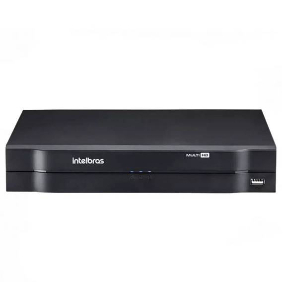 Dvr Intelbras 4ch Mhdx 1004 G3 Multihd Cloud P2p Nvr Hdcvi