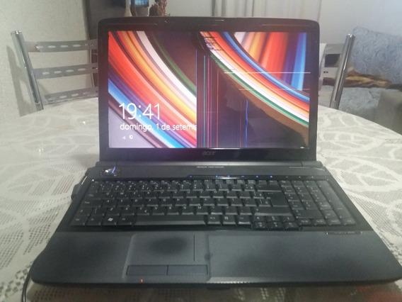 Notebook Acer Aspire 6930 (display Danificado)
