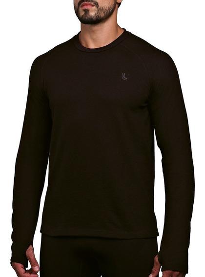 Blusão Masculino Com Luvas Lupo Fitness Algodão 77092-01