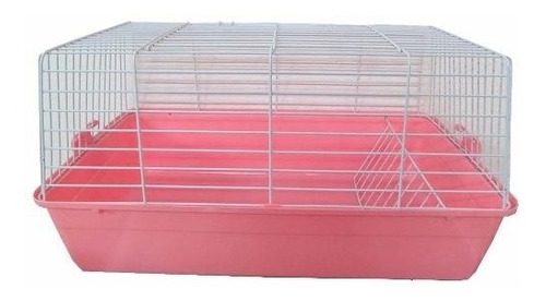 Jaula Para Conejos Chica 60x36x32cm Dar1 G P