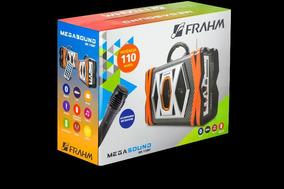 Caixa De Som Frahm Ms 110 - 50 Watts Rms Com Bt