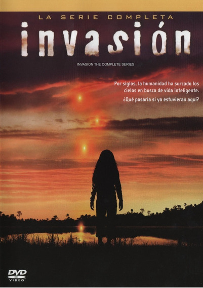 Invasion 2005 William Fichtner Mini Serie Boxset Dvd