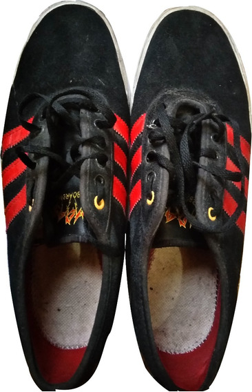 Zapatillas adidas Para Skate, Skateboarding, Casi Nuevas.