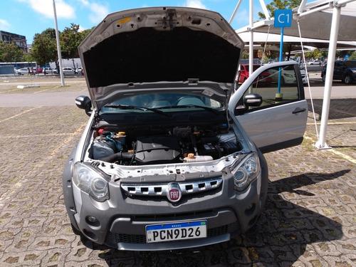Fiat Strada 2016 1.8 16v Adventure Cab. Dupla Flex 3p