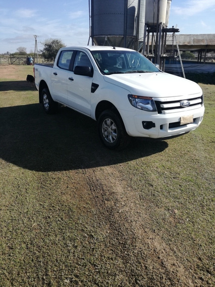 Ford Ranger 3.2 Cd 4x4 Xls Tdci 200cv Manual 2016