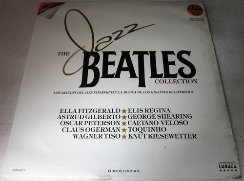 Varios Artistas - The Jazz Beatles Collection Lp