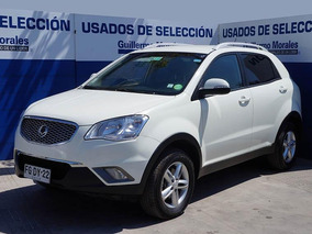 Ssangyong Korando Gas 4x2 Semi Full 2013