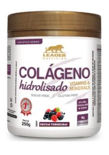 Colágeno Hidrolisado Frutas Vermelhas 250g