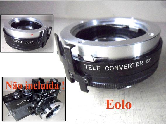 Teleconverter Auto 2x P/ Minolta Japan * &