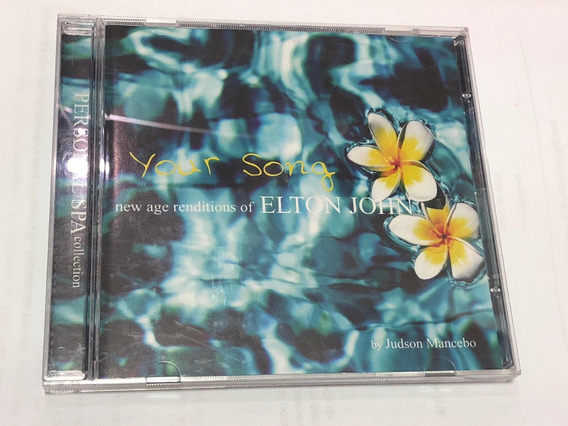 Cd Your Song New Age Renditions Of Elton John