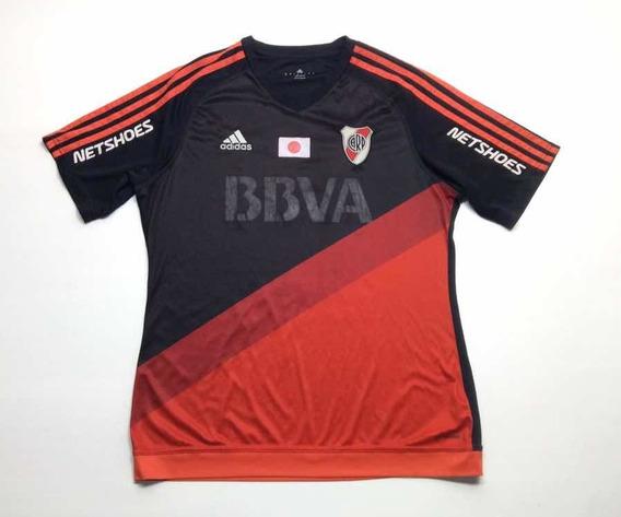 Camiseta adidas River Plate Mundial De Clubes Japón 2015 L