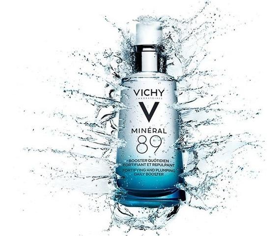 Hidratante Facial Vichy - Minéral 89 50ml V.07/22