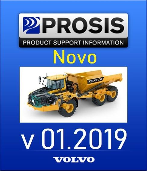 Catálogo Eletrônico De Peças E Serviços Volvo Prosis V2019