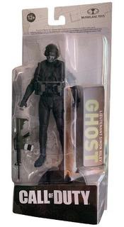 Figura Ghost Call Of Duty Mcfarlane Lt.simon Riley