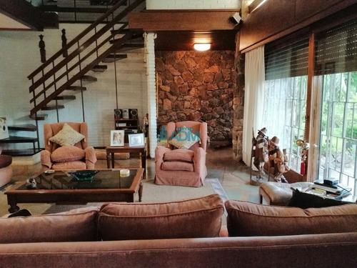 Estupenda Casa En Mansa A 200 Mts Mar- Ref: 199