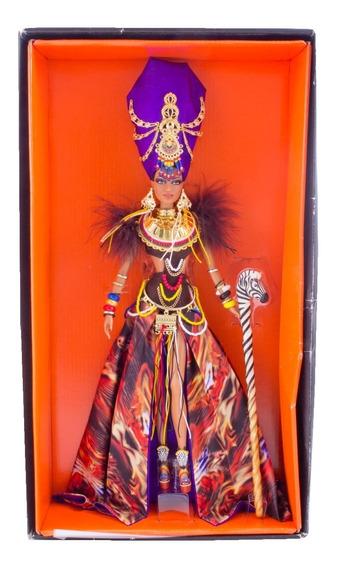 Boneca Barbie Collector Tribal Beauty - Mattel