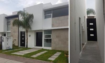 Preciosa Casa En El Mirador, 3 Recámaras, Jardín, 2.5 Baños, Cocina Equipada..