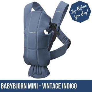Babybjorn - Mini Portabebés