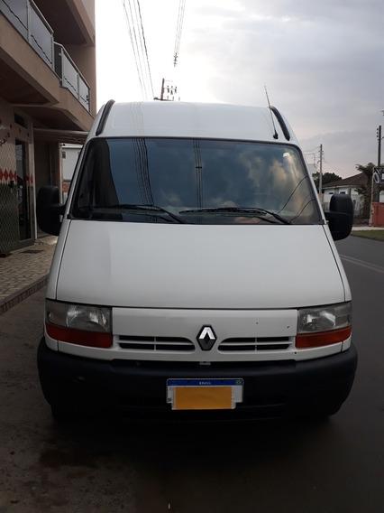 Van Renault Master Furgão Refrigerado (motor Novo)