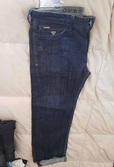 Jean Guess Hombre Talle 32