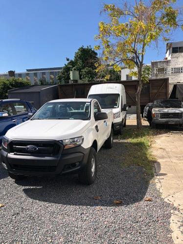 Ford Ranger Xl Cs 4x2 Blanca