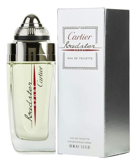 Perfume Cartier Roadster Sport Masculino 100ml Edt Original