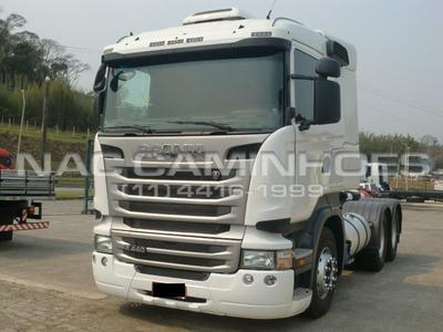Scania R440 A 6x4 2012/2012