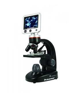 Celestron 44341 Lcd Digital Microscope Ii (negro)