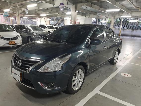 Nissan Versa Advance Automatico 1.6cc