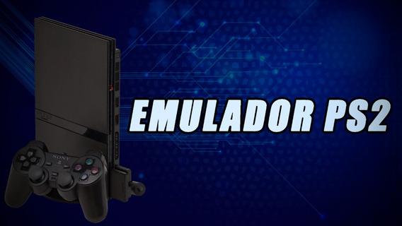 Emulador Ps2 - Jogue No Seu Pc (30 Jogos + Tutorial)