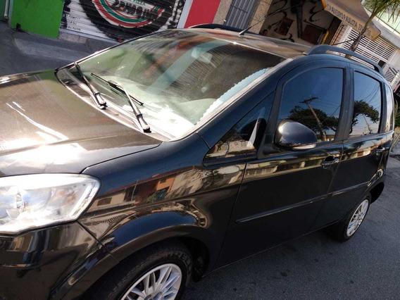 Fiat Idea 1.4 Attractive Flex 5p 2012