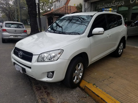 Toyota Rav4 2.4 4x2 At 2012 Primera Mano