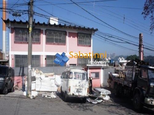 Galpão A Venda Em Sp Raposo Tavares - Gl00131 - 69219523